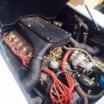 Neglected 1985 Lamborghini Countach with only 1700 miles on ebay (8)