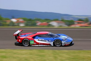 New Ford GT Race Car Testing (1)