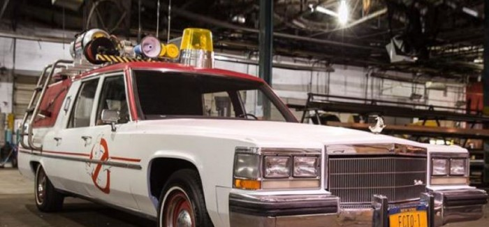New Ghostbusters Ecto 1 Has Been Revealed