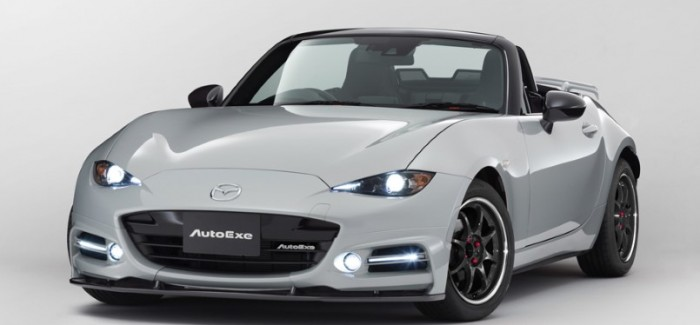 New Mazda MX-5 by Autoexe