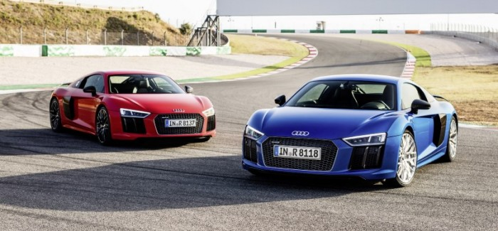 New Photos of the 602HP Audi R8 V10 Plus