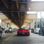 New Red Acura NSX's Have Been Caught On Camera In Public Street (5)