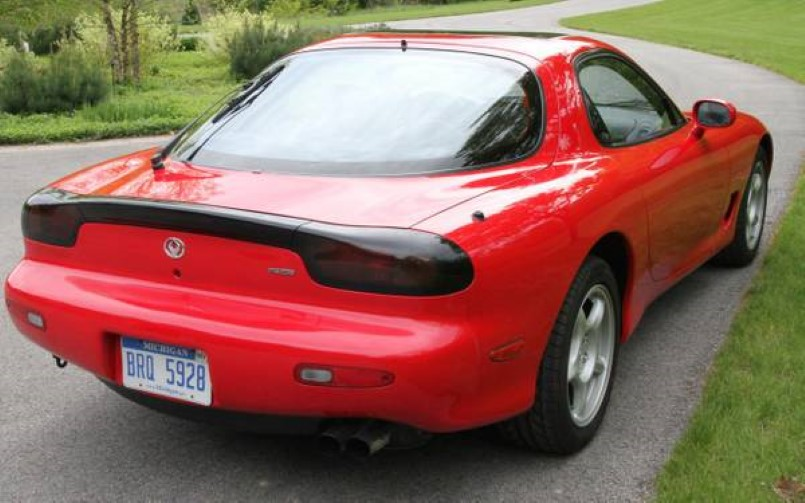 Acura Of Dayton >> Original Owner 1994 Mazda RX7 with only 16K miles   DPCcars
