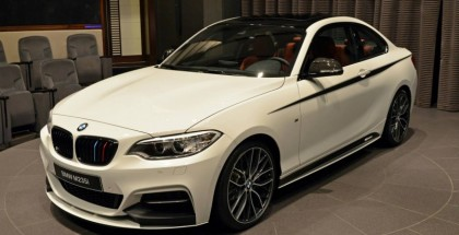 Performance Packed BMW M235i At BMW Abu Dhabi (32)