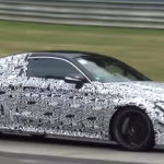 Photos and video 2017 Mercedes-AMG C63 Coupe Testing 4