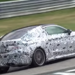 Photos and video 2017 Mercedes-AMG C63 Coupe Testing 5