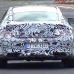 Photos and video 2017 Mercedes-AMG C63 Coupe Testing 8