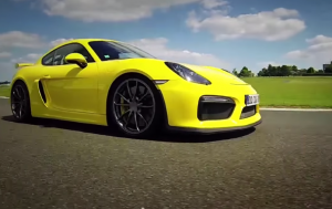 Porsche Cayman GT4 - Lap Time at Magny-Cours Club test track (2)