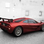 Rare McLaren F1 LM Specification to be auctioned (3)