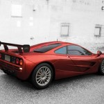 Rare McLaren F1 LM Specification to be auctioned (4)