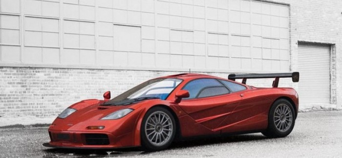 Rare McLaren F1 LM Specification to be auctioned