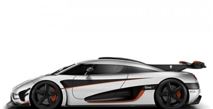 Record - at Spa-Francorchamps for Koenigsegg One1 (2)