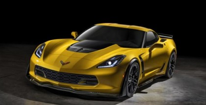 Report - Corvette C7 Z06 lapped the Nurburgring in 7 minutes 08 seconds