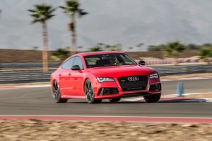 Rolling Race - Stock Audi RS7 vs Tuned BMW M5 F10