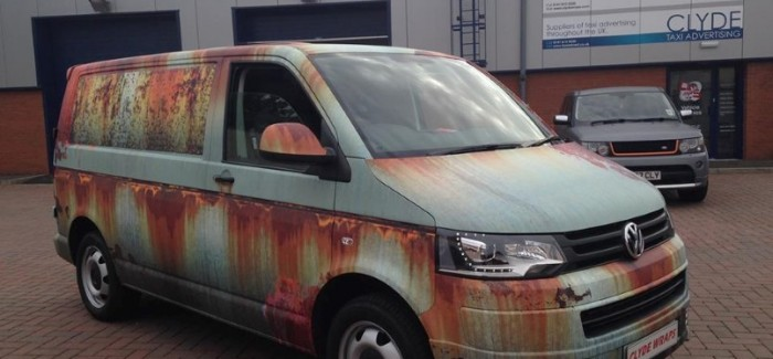 Rust Wrap – Will This be the new trend?