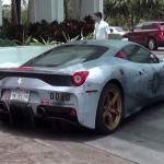 Shark Week is here so we present you with Shark wrapped Ferrari 458 Speciale (3)