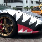 Shark Week is here so we present you with Shark wrapped Ferrari 458 Speciale (5)