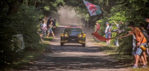 Spectators getting too close to jumping WRC Rally Cars (1)