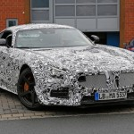 Spy Photos Mercedes AMG GT3 Road Car (1)
