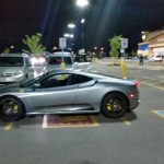 Supercar douchebag parking (7)