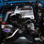 Supercharged 1993 Ford Mustang Cobra with 20K miles (1)