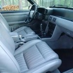 Supercharged 1993 Ford Mustang Cobra with 20K miles (2)