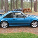 Supercharged 1993 Ford Mustang Cobra with 20K miles (4)