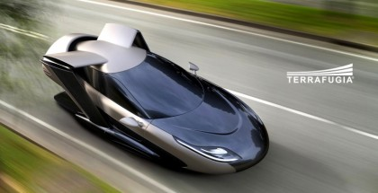 Terrafugia TF-X Flying and Self-Driving Car (1)