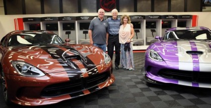 Texan couple Dodge Viper collection is 79 cars now (5)