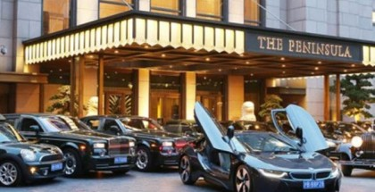 The Peninsula Hotel Car Collection (4)