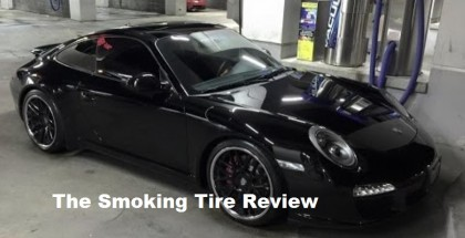 The Smoking Tire - Modified Porsche 997 Carrera S Review (2)