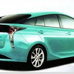 This could be the new Toyota Prius (1)