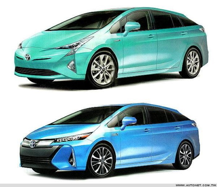 This Could Be The New Toyota Prius