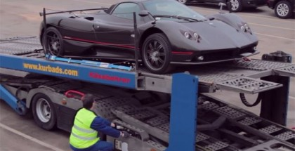 This is how you ship a Zonda Roadster F (2)