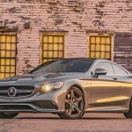Totaled New Mercedes S63 AMG Selling For $100K (10)