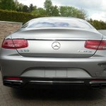 Totaled New Mercedes S63 AMG Selling For $100K (2)