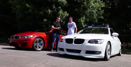 Which is Faster - Stock BMW M4 vs tuned BMW 335i - 01