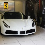 White Ferrari 488 GTB Looks Amazing (3)