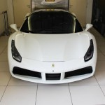 White Ferrari 488 GTB Looks Amazing (6)