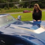 Woman Reunited With Stolen 1972 Corvette Stingray After 43 Years (3)
