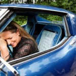 Woman Reunited With Stolen 1972 Corvette Stingray After 43 Years (4)