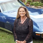 Woman Reunited With Stolen 1972 Corvette Stingray After 43 Years (6)
