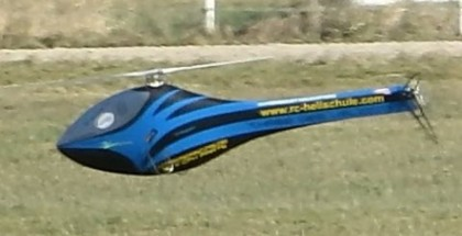 World's Fastest RC Helicopter Hits 172MPH then crashes
