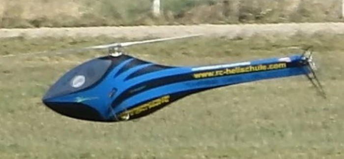 World's Fastest RC Helicopter Hits 172MPH then crashes – Video