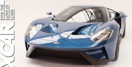 XCAR Takes a closer look at the 2016 Ford GT (2)