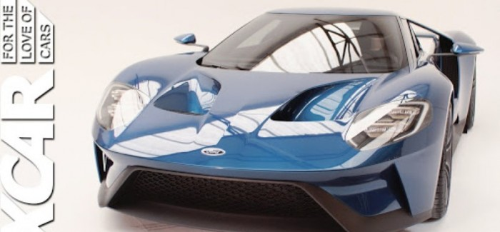 XCAR Takes a closer look at the 2016 Ford GT – Video