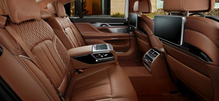 2016 7-Series by BMW Individual looks super luxurious