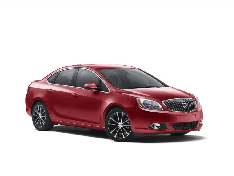 Buick Regal Sport Touring Review