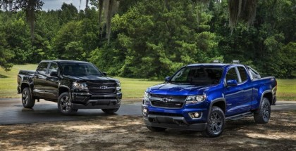 2016 Chevrolet Colorado Midnight Edition and Colorado Z71 Trail Boss - Official (11)