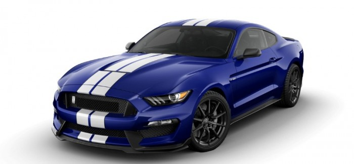 the radar released the online configurator for the 2016 shelby mustang. Black Bedroom Furniture Sets. Home Design Ideas
